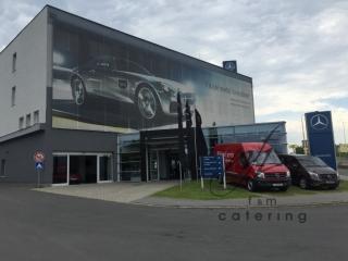 MERCEDES BENZ- Motor-Car Prešov, Raňajky s hviezdou 2016